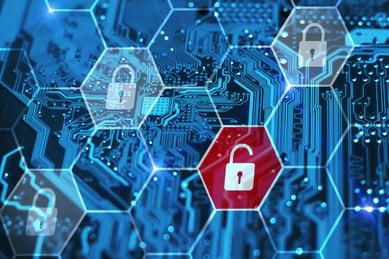 cyberrisk lock