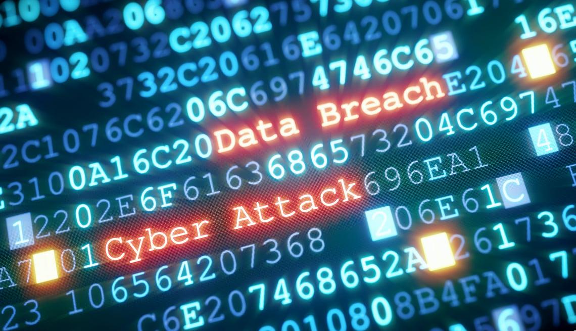 data breach code